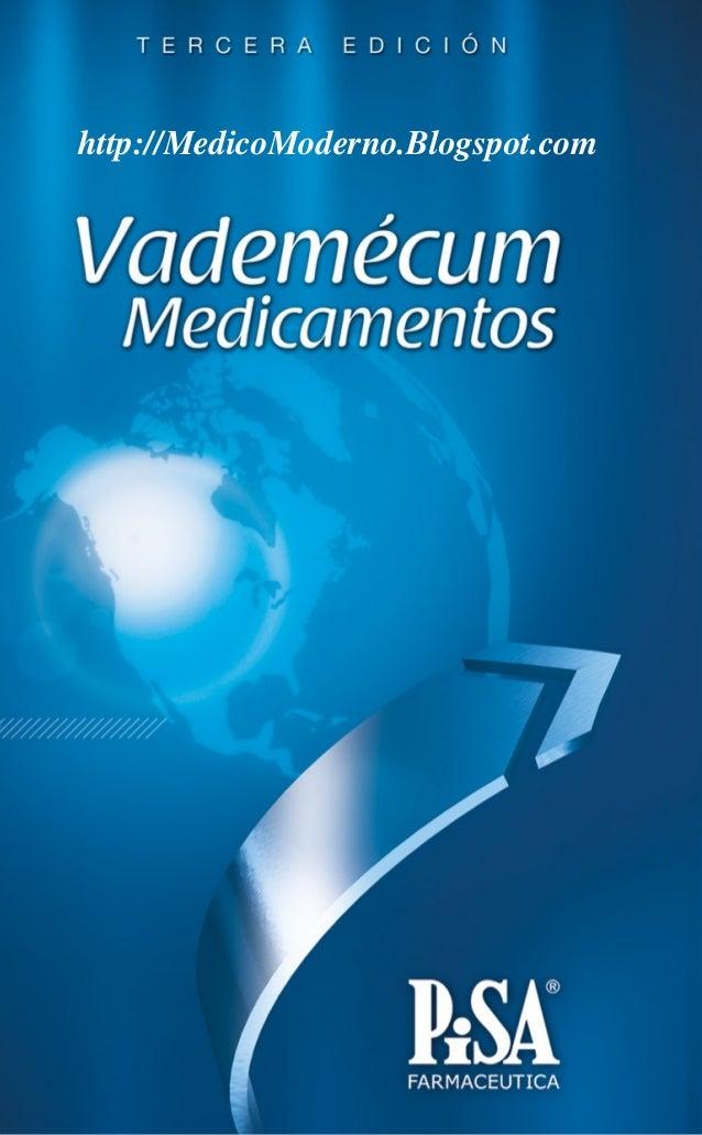 Medicamentos (Vademecum)