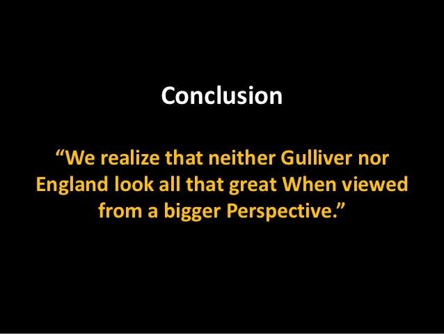 an analysis of travels by gulliver Analysis of the nature of swift's satire in gulliver's travels - targets, techniques  and effectiveness - reni ernst - seminar paper - english language and.