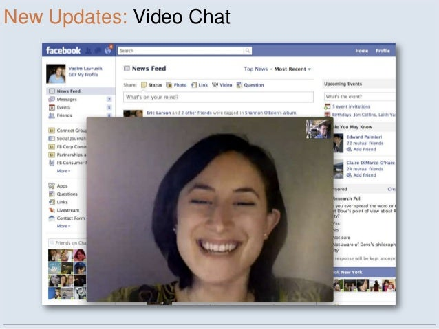 New Updates: Video Chat