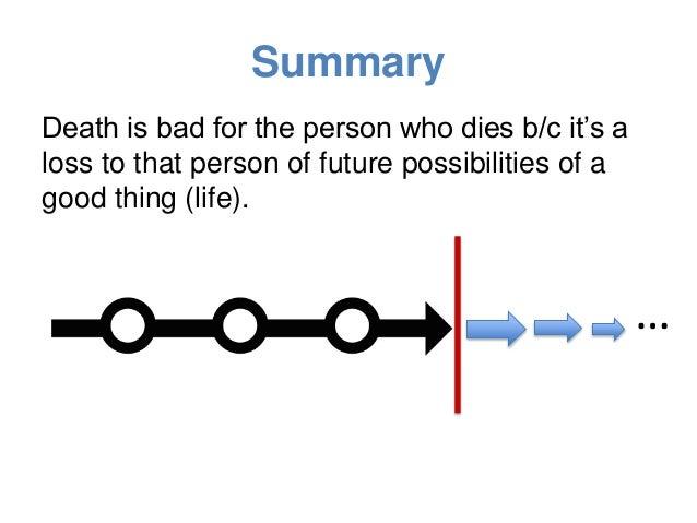 thomas nagel death philosophy