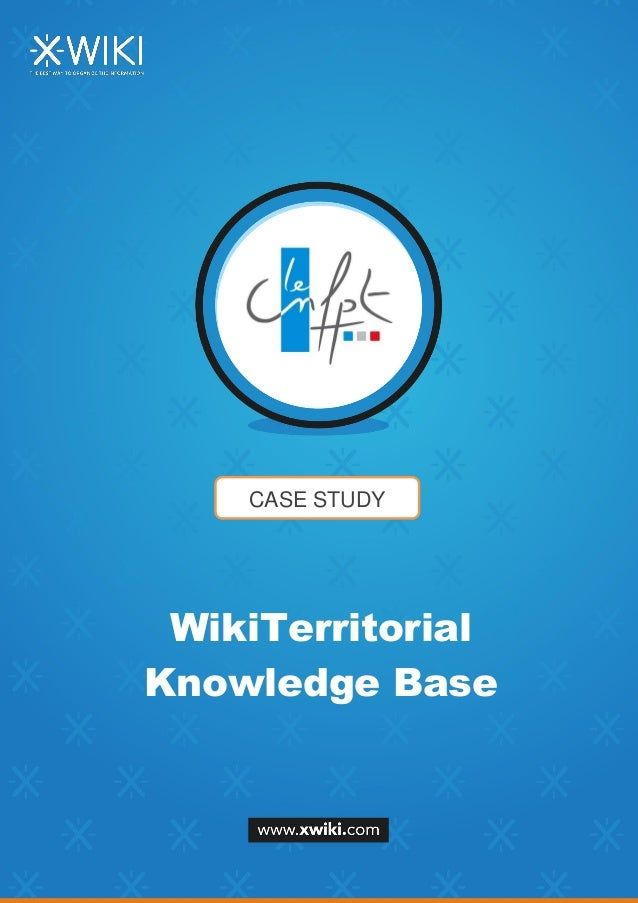 CASE STUDY WikiTerritorial Knowledge Base
