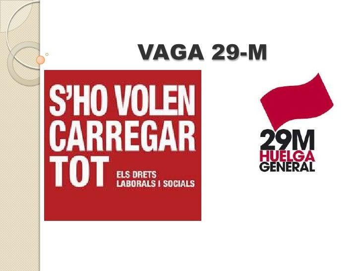 VAGA 29-M