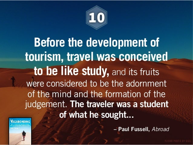 the development of tourism around certain Tourism development the tourism development director serves the public by performing a wide variety of marketing, administration, and coordination duties to develop travel and tourism in washington.