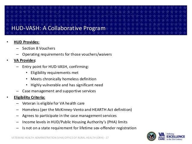 Veterans Health Administration Office Of Rural Health Update