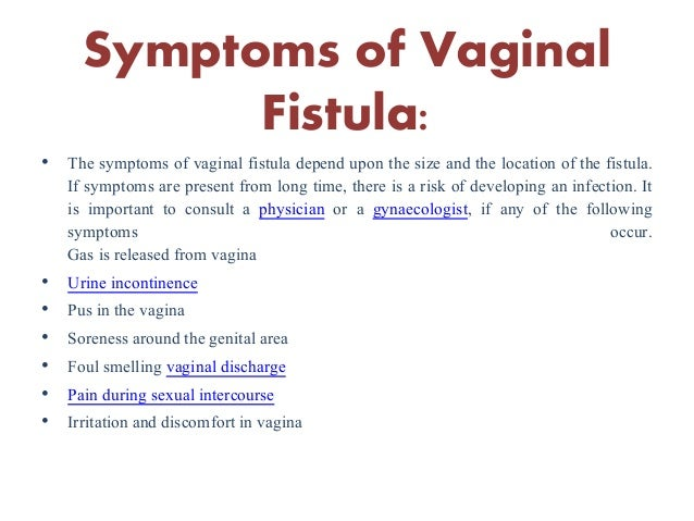 Cause of vaginal pain