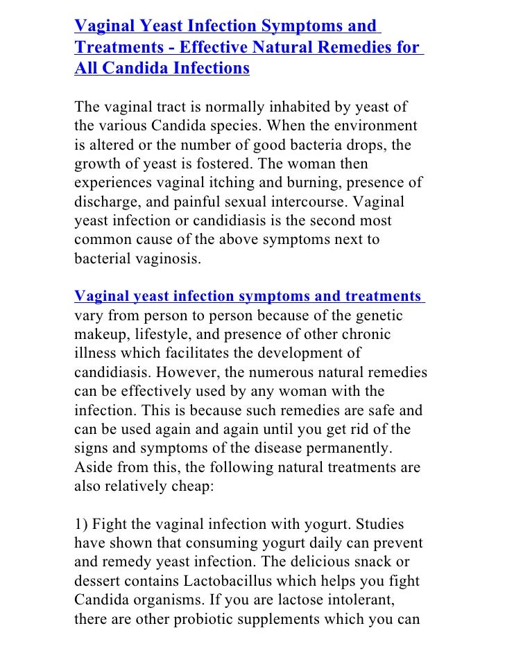 vaginal yeast infection symptoms and treatments effective natural r…, Skeleton