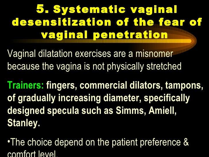 Rapid vaginal penetration