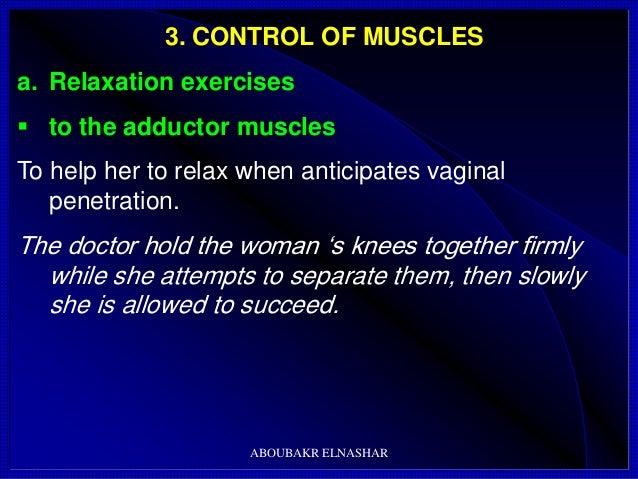 Vaginismus