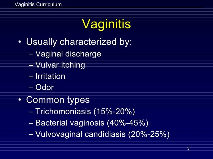 causes of bacterial vaginal infection drive Loudening