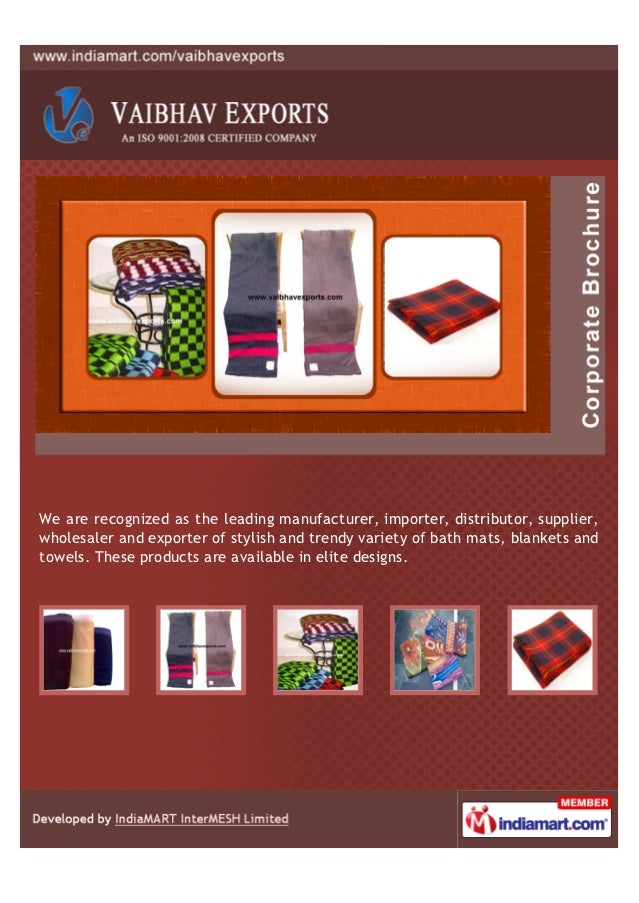 We are recognized as the leading manufacturer, importer, distributor, supplier,wholesaler and exporter of stylish and tren...