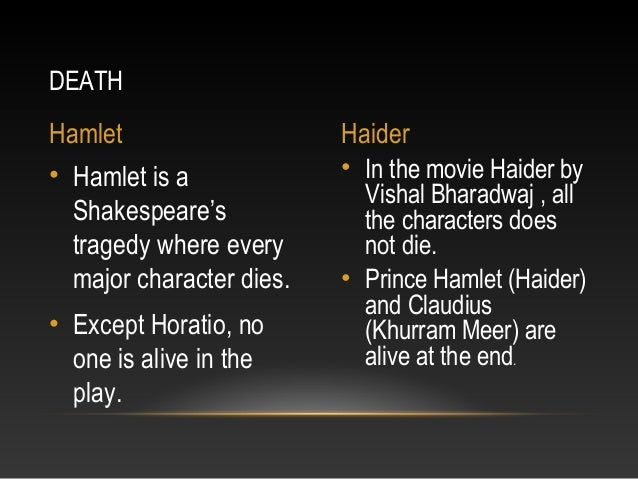 an analysis of the complex character of hamlet in william shakespeares hamlet Use our free chapter-by-chapter summary and analysis of hamlet it helps middle and high school students understand william  hamlet is such a complex character.