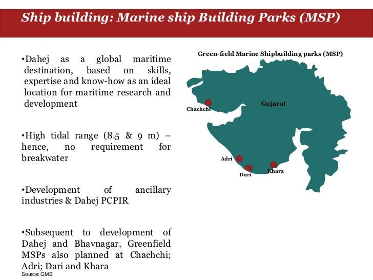 maritime development in gujarat The state, along with maharashtra, is pushing growth in smaller ports  gujarat  has emerged as the country's premier maritime state on port.
