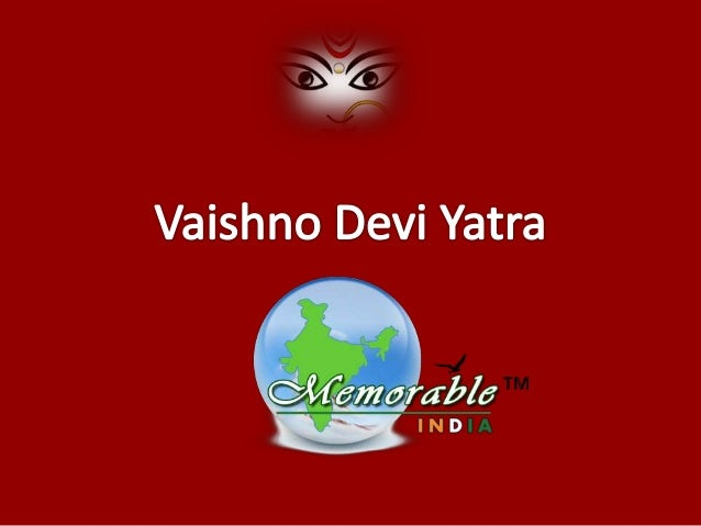 Vaishno Devi is a sacred place for Hindu religion.Vaishno Devi shrine is situated in North region ofIndia. Many Pilgrims t...