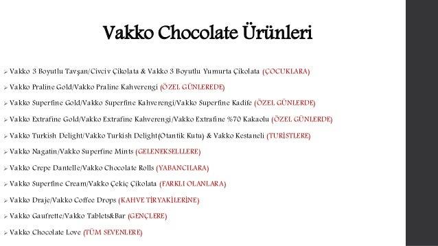 Vakko Chocolate Ürünleri   Vakko 3 Boyutlu Tavşan/Civciv Çikolata & Vakko 3 Boyutlu Yumurta Çikolata (ÇOCUKLARA)   Vakko...
