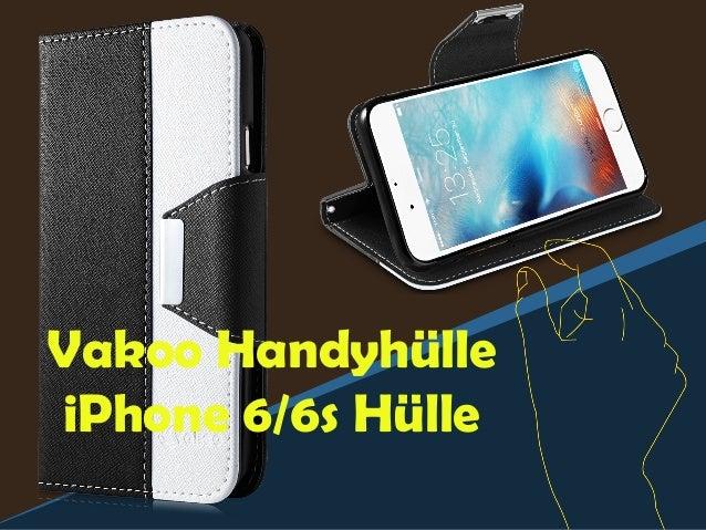 Vakoo Handyhülle iPhone 6/6s Hülle