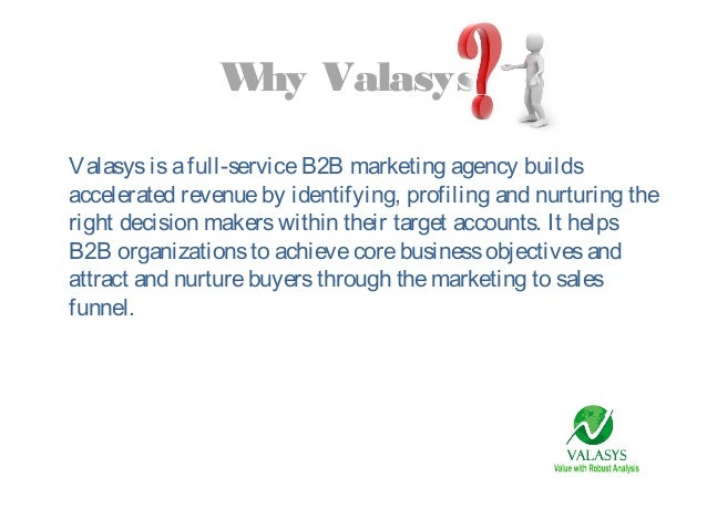 Valasys Business Solutions Slide 2