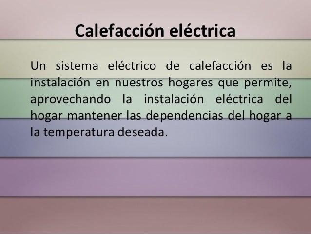 Sistemas de calefaccion electrica best se enchufan en cualquier parte radiador de aceite with - Sistemas calefaccion electrica ...