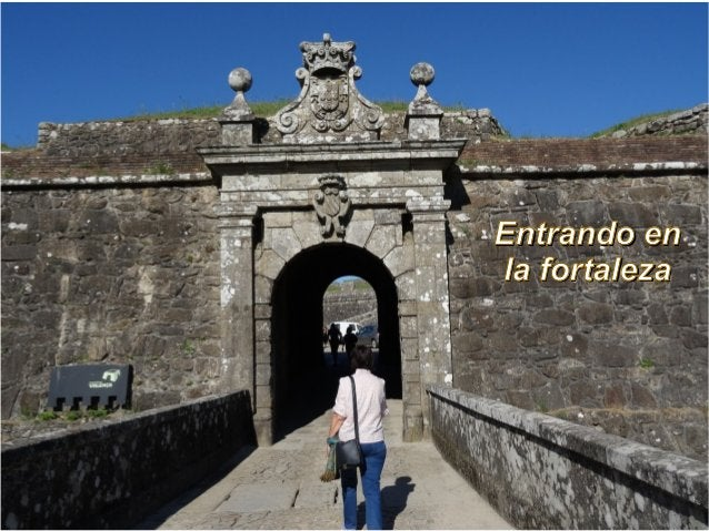 Entrando enEntrando en la fortalezala fortaleza