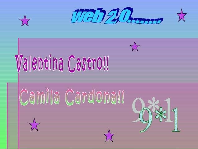 Web 2.0 Herramientas de edición Herramientas de comunicación blog wikis Paginas Web Herramientas asíncronas Herramientas s...
