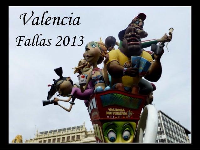 ValenciaFallas 2013