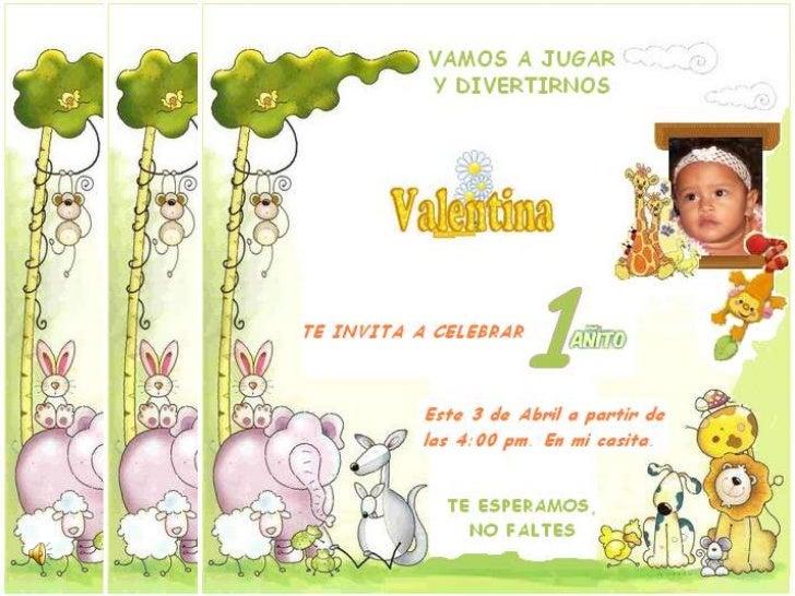 Valentina1ºañito