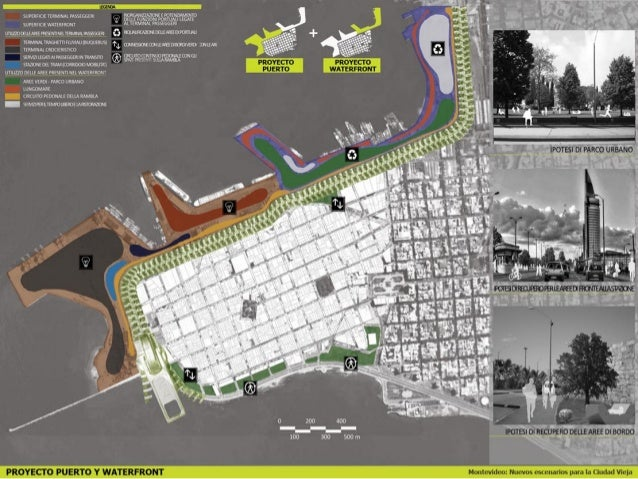 Valentina Sportello: Montevideo: Nuevos escenarios para la Ciudad Vieja. Málaga 2012