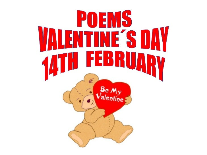 POEMS VALENTINE´S DAY 14TH  FEBRUARY