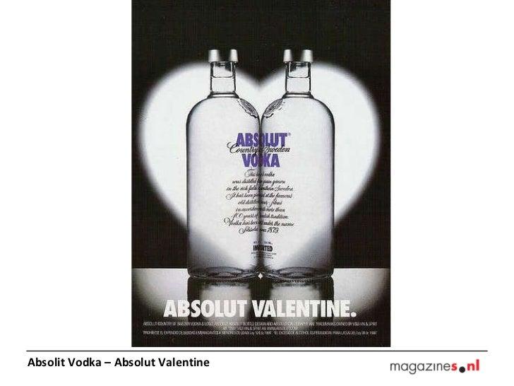 absolit vodka absolut valentine - Valentines Vodka