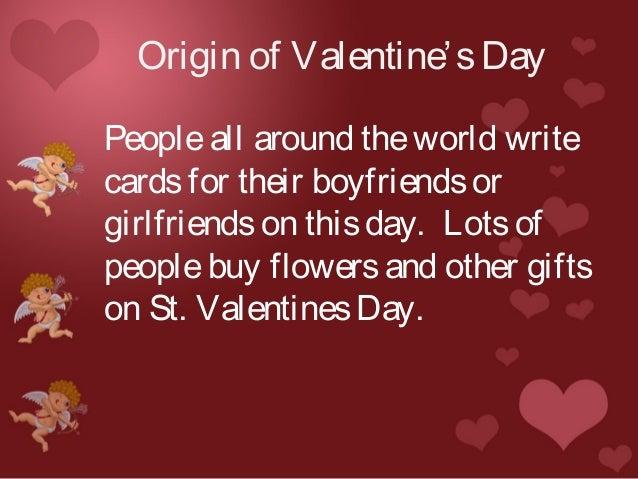 ... Celebrate Valentineu0027s Day; 17. Origin ...