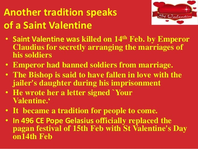7 another tradition speaks of a saint valentine - Saint Valentine Prayer
