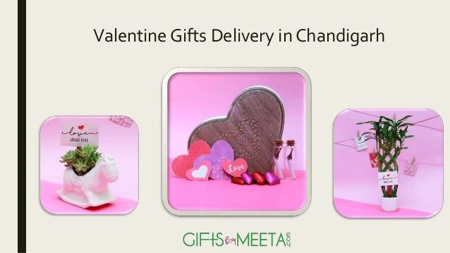 SendValentine Gifts to Chandigarh; 4.
