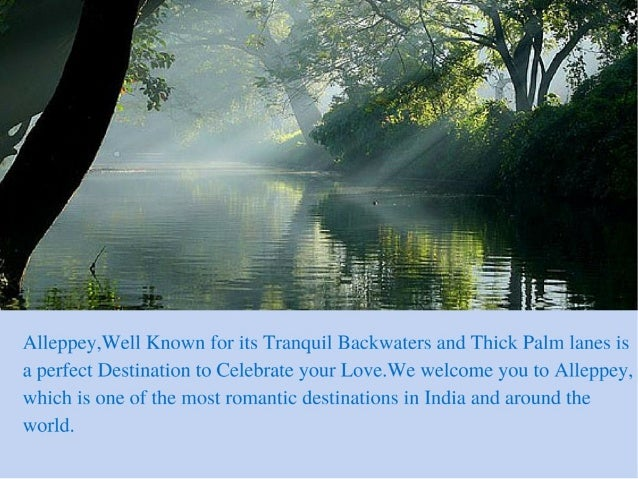 Alleppey Houseboats: Explore Kerala's Most Romantic Destinations This Valentine's Day Slide 2