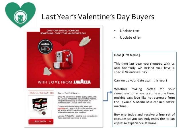 Valentine S Day Email Marketing Strategy