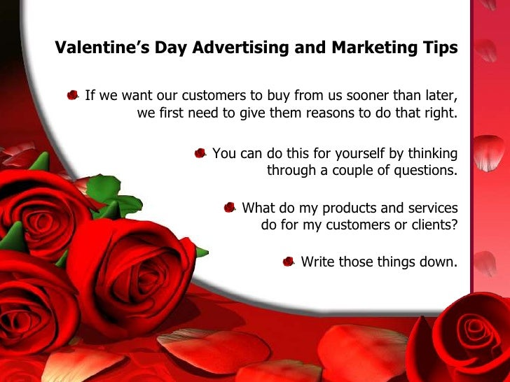 marketing day 6 6 top tips to create your valentine's day email campaigns learn the steps and start building your valentine's day email campaign now.