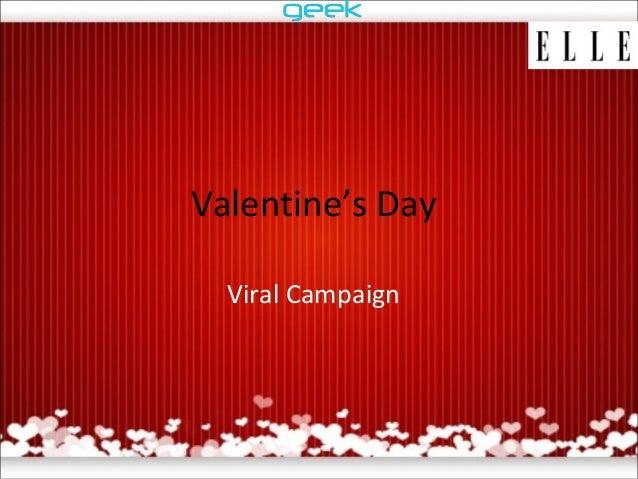 Valentine's Day Viral Campaign