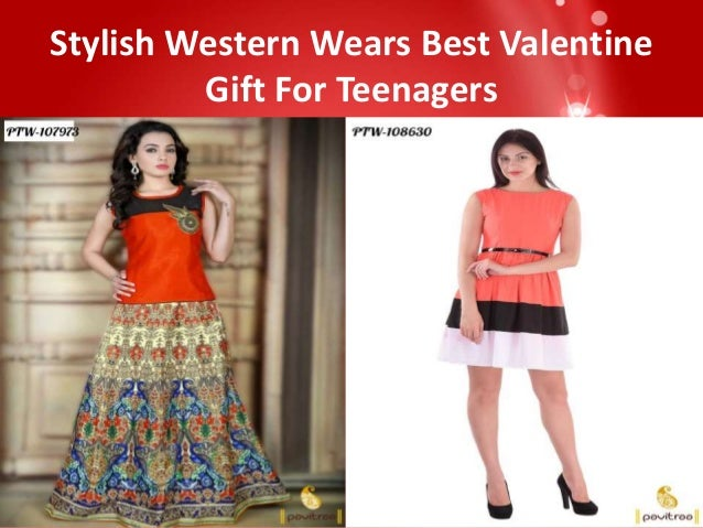 930537d9365 Traditional Lehenga Good Valentine Gift For Fiance Female  7. Stylish Western  Wears ...
