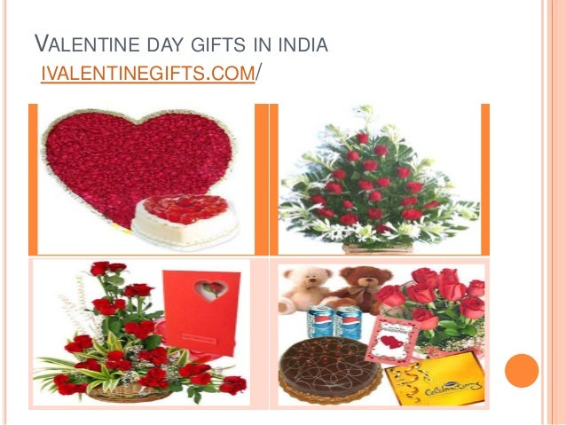 valentine's day gifts in india, Ideas