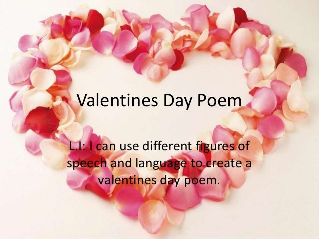 valentines day poem[1], Ideas
