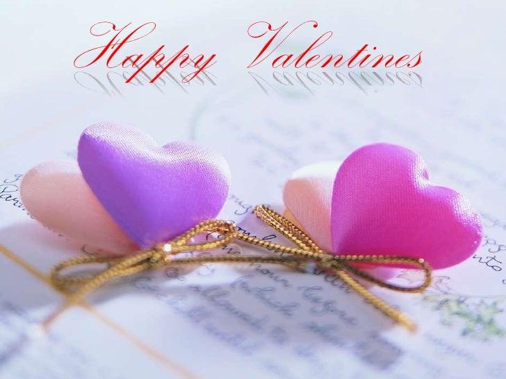 Happy Valentines<br />
