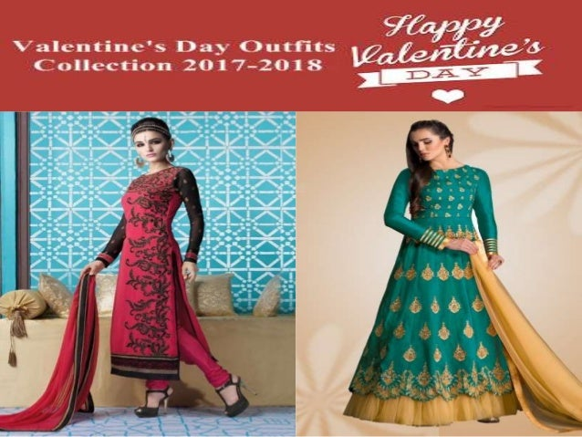 Valentines Day Women Clothing Collection 2017 2018