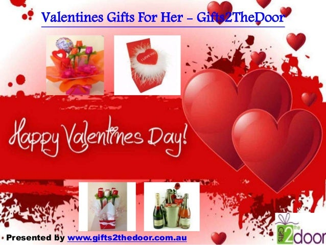 Valentines gifts for her online australia gifts2thedoor for Best online valentines gifts