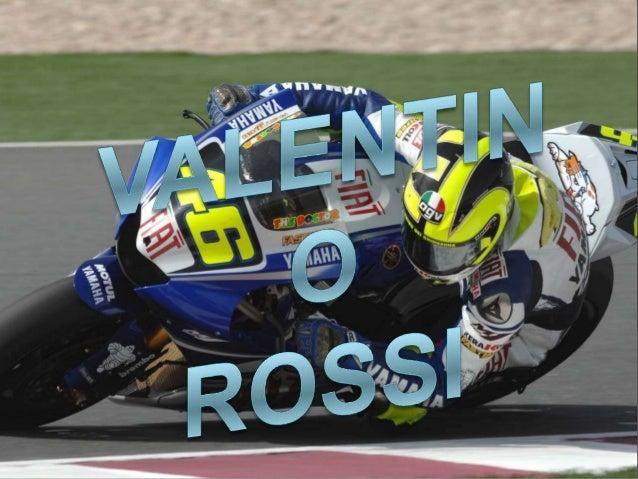 Valentino Rossi es un piloto de motociclismo italiano. Ha ganado nueve títulos mundiales en las tres categorías: 125cc, 25...