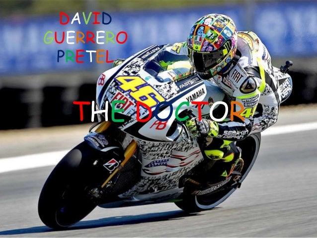 DAVIDGUERRERO PRETEL  THE DOCTOR