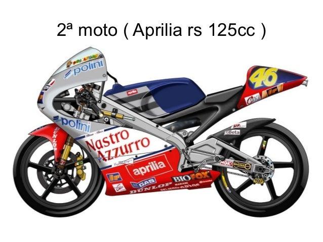 2ª moto ( Aprilia rs 125cc )
