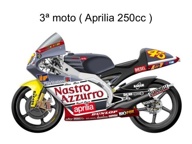 3ª moto ( Aprilia 250cc )