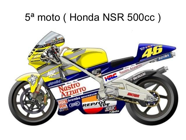 5ª moto ( Honda NSR 500cc )