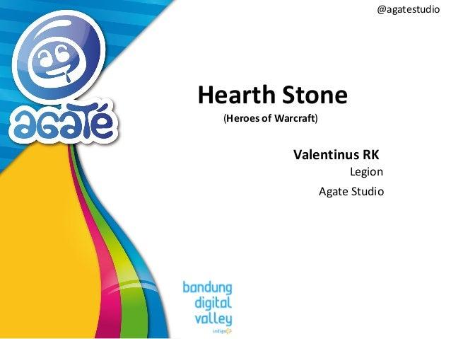 @agatestudio Hearth Stone Valentinus RK Legion Agate Studio (Heroes of Warcraft)