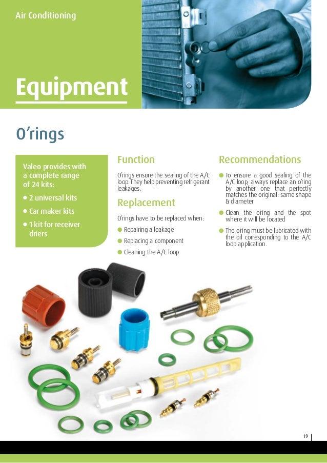 Valeo 508971 Air-Conditioning Installation