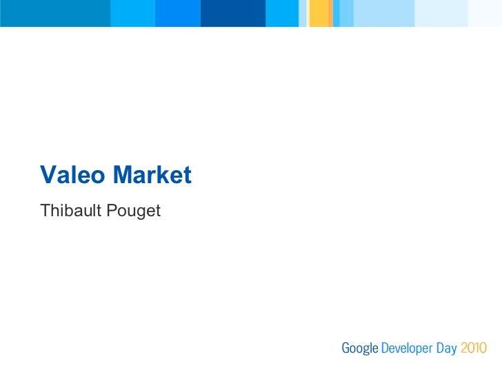 Valeo MarketRevised v4Presenter Thibault Pouget