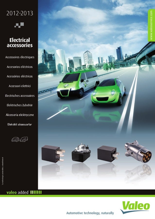 2012-2013                                              Electrical                                             accessories ...